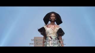 لحظة مع مصمم الأزياء Lanre دا سيلفا أجايي | Vlisco