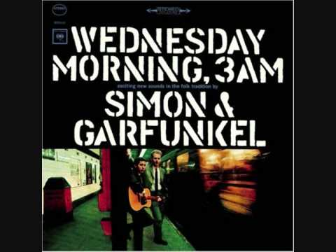 Simon and Garfunkel- Last Night I Had A Strangest Dream