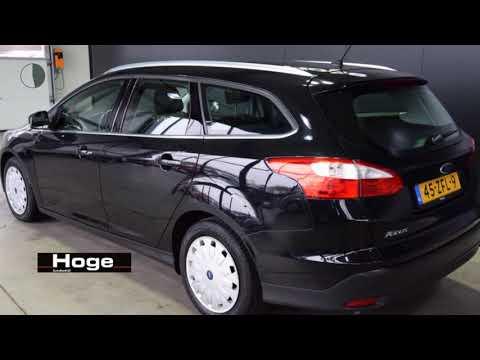 Ford Focus Wagon 1.6 TDCI ECONETIC LEASE TITANIUM Airco ECC Cruise control Navi PDC Nieuwe APK Inrui