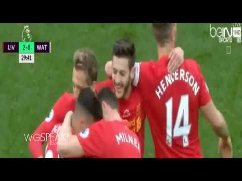 Download Liverpool vs Watford 6 : 1   Premier League (06.11.2016)
