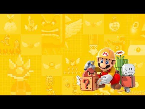 (LIVE) Mario Maker Instead!