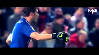 Top 10 Goalkeepers in the World  2014 15 HD