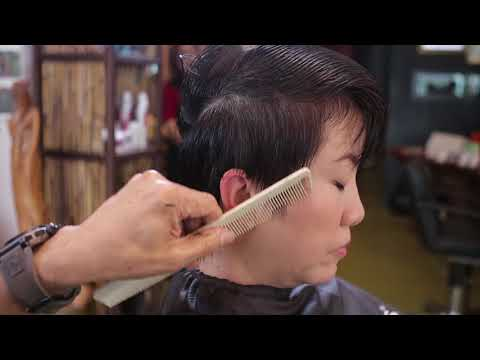 Johnny Lim&39;s short pixie cut - jthecut