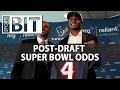NFL Draft Recap & Super Bowl Futures   Sports BIT   NFL Predictions