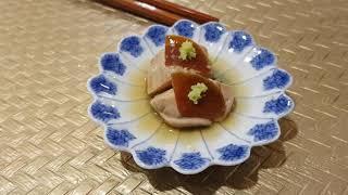 Sushi in gangnam seoul, Desser…