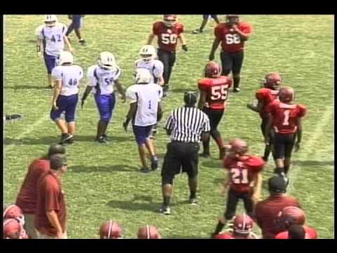 Jacquez Jones_Part 2 (2011 Football Highlights) 12 Years Old