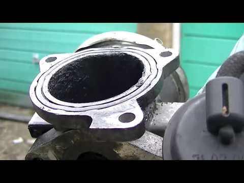 How to Remove a VW 1.9 TDI EGR Valve