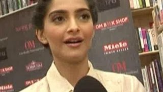 Sonam Kapoor: I want to lose weight