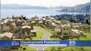 Plans For Housing Development Atop Tiburon Ridge Threatens Hiking Trails