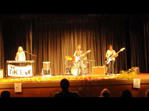 The Tik Tax - Nov 16, 2012 - Cascade Canyon School Variety Show