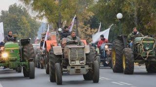 Κινητοποιήσεις των αγροτών στην Αργολίδα