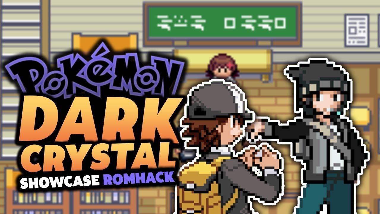 pokemon dark crystal zip download