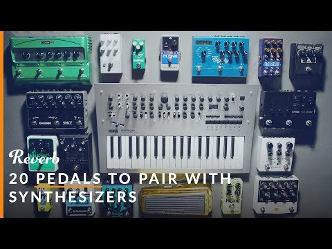 20 Pedals to Pair With Synthesizers: Reverb, Distortion & Beyond   Reverb Synth Sounds