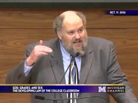 2010 Academic Freedom Lecture - Michael Olivas - 10/11/10
