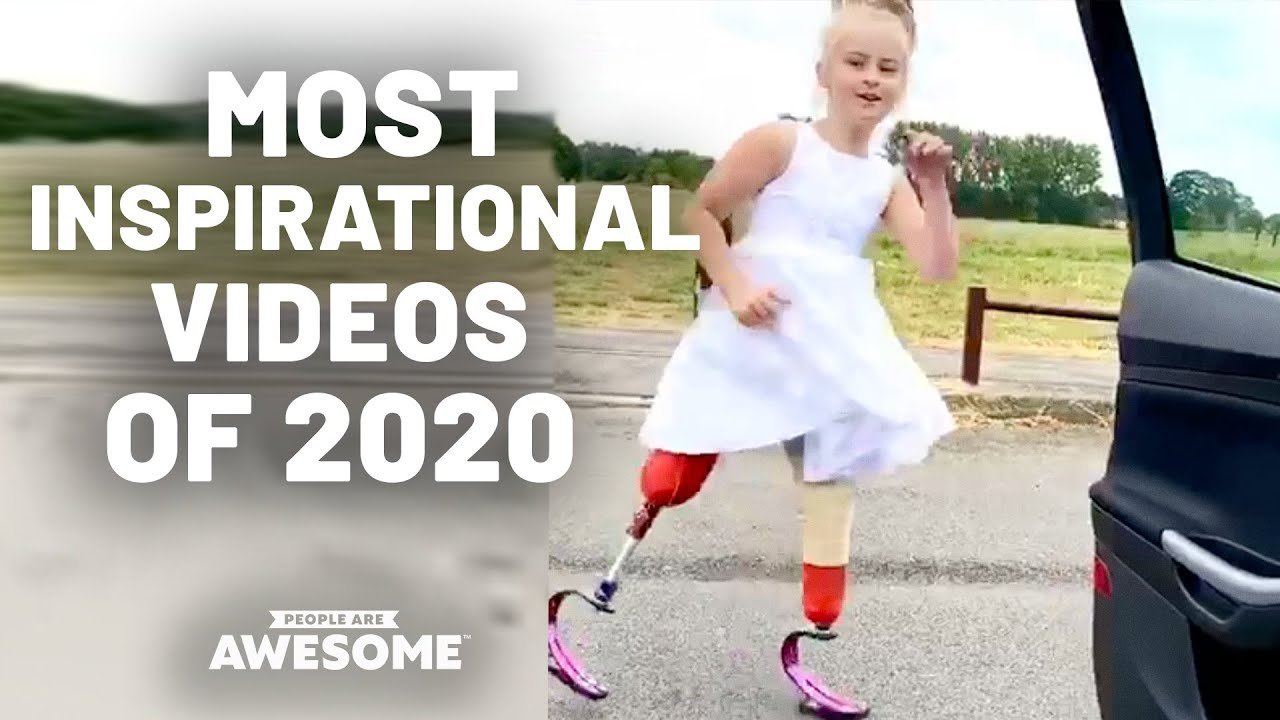 Most Inspirational People & Moments of 2020 | Best of the Year