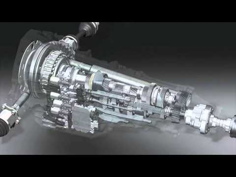 Audi dual clutch transmission technology