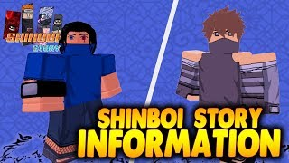 SHINOBI STORY HYPE! Customization & KG System Details! Roblox | iBeMaine