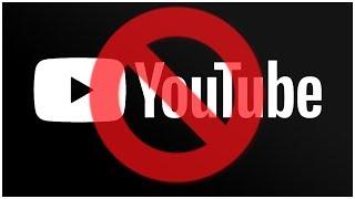 Supprimer une chaîne et un compte Youtube (2018)