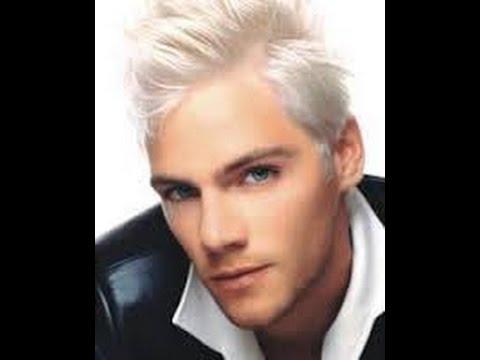 Platinum Blonde Hair For Men How To Bleach Mens Hair