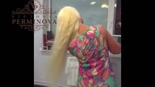 наращивание волос нижний тагил