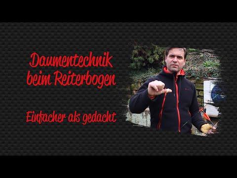Daumentechnik am Reiterbogen - einfach erklärt und einfach umgesetzt!