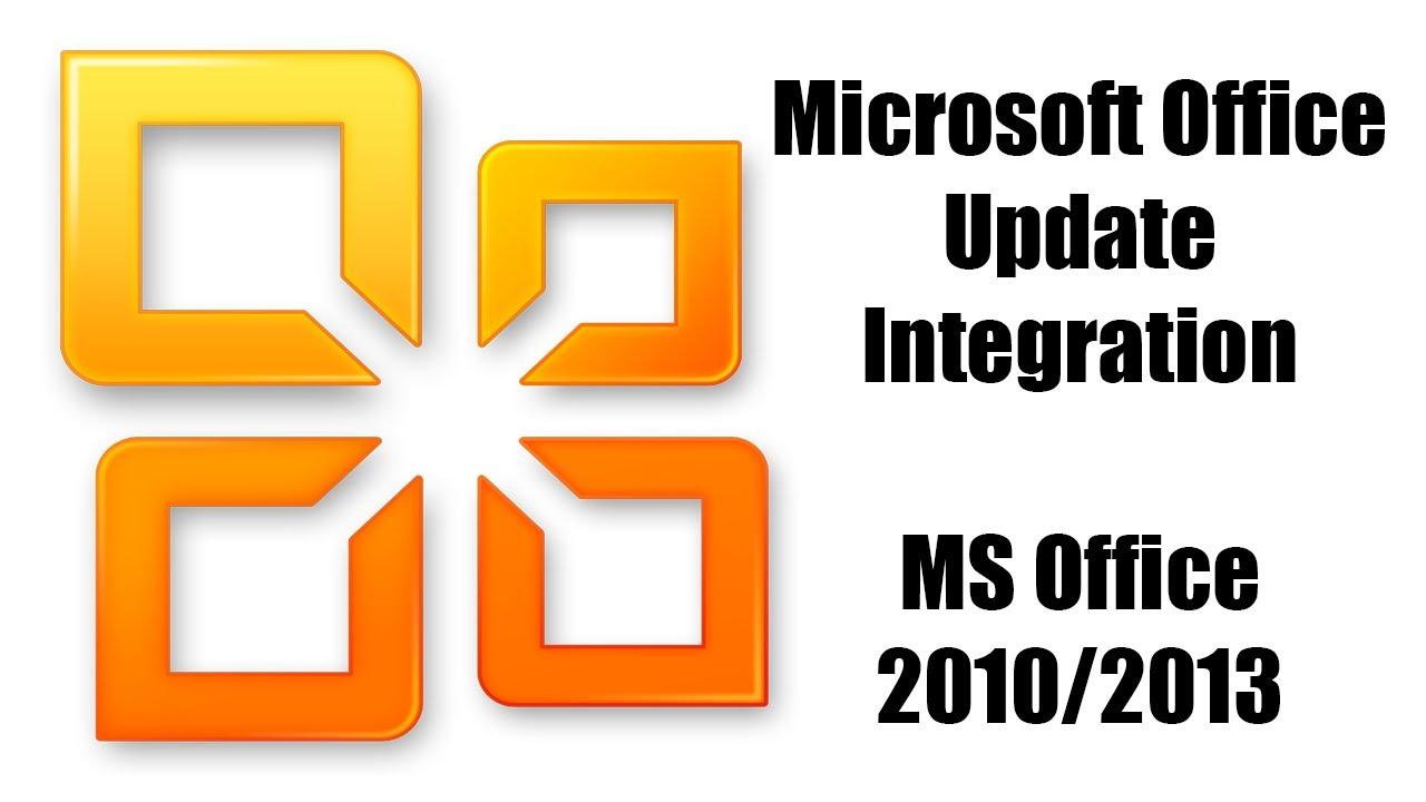 microsoft office 2013 updates