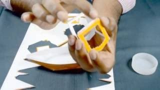 Paper Boat – Origami Paper Boat | Paper Little House Boat Making Easy