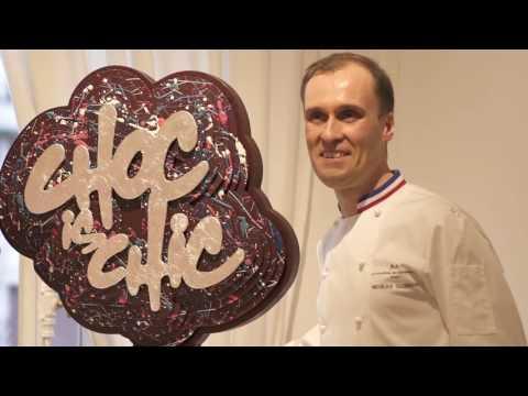 Soirée de lancement des 40 ans de La Maison du Chocolat - 9 mars 2017