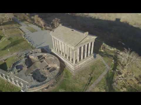 """Temple of Garni """"Garni Tachar"""""""