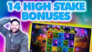 High Stake £3000 Bonus Hunt - Opening 14 Bonuses! Can We Profit?