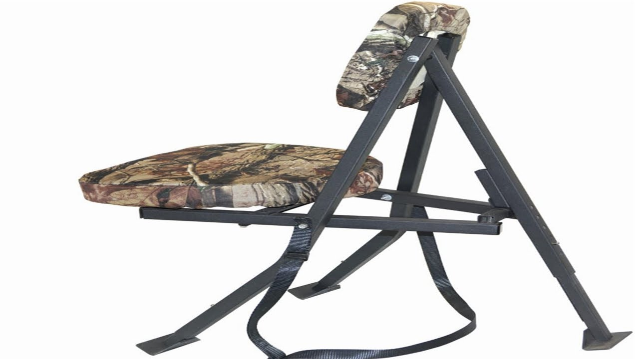 Redneck Outdoors Portable Hunting Chair  sc 1 st  YouTube & Redneck Outdoors Portable Hunting Chair - YouTube