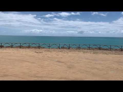 Praia do Carro Quebrado Litoral norte de Alagoas