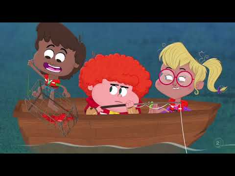 Download The Barefoot Bandits Se2 - Ep1 Episode 1 - Screen 01