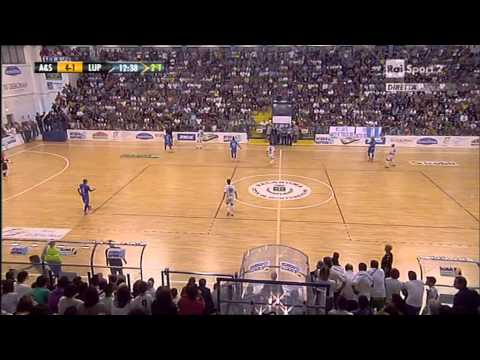 Calcio A 5 - Serie A 2013/14 - PlayOff - Finale Gara 1 - Acqua&Sapone Vs Luparense