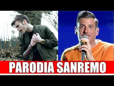 PARODIA CANZONI SANREMO 2017 - Francesco Gabbani VINCE il Festival - iPantellas