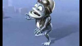 crazy frog original video.