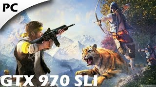 Far Cry 4 | PC 1080p Gameplay | GTX 970 SLI