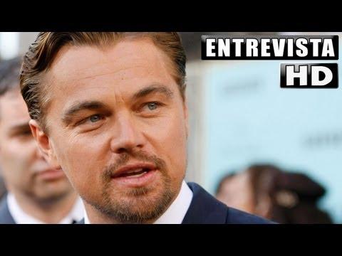 Entrevista Leonardo DiCaprio - El Gran Gatsby