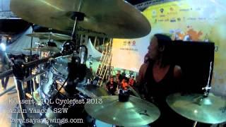 Black Wings @ Konsert LTDL CycleFest 2013