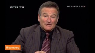 Robin Williams: Stand-Up Comedy Is Great Therapy