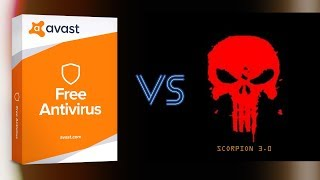 Avast VS Scorpion 3.0