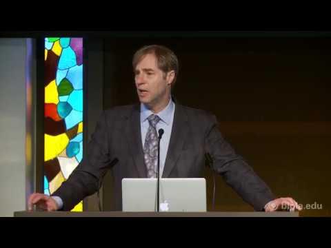 Stephen Meyer: Church Talk State of the Art [Talbot Chapel]