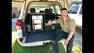 TOYOTA 200 SERIES LANDCRUISER DRIFTA DRAWERS
