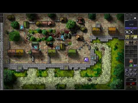 Gemcraft Frostborn Wrath F1 Journey mode Gameplay |