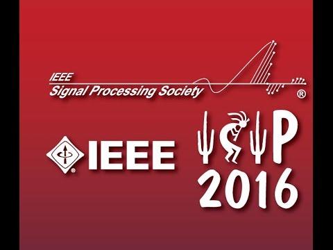 IEEE ICIP 2016 Plenary Talk by C.-C. Jay Kuo