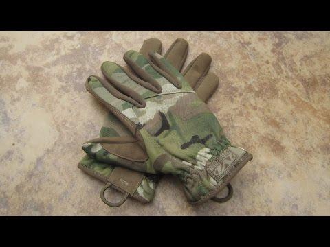 Mechanix Wear MultiCam FastFit Glove