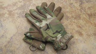 Mechanix Wear MultiCam FastFit Glove