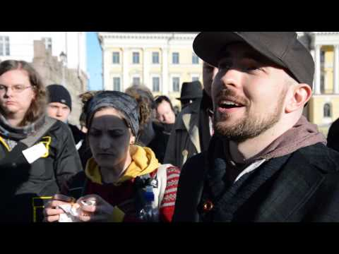 Video Games Awesome Q&A session at Helsinki, Finland (March 14th, 2015)