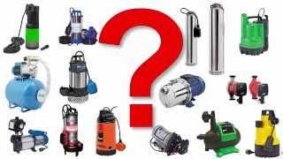 Jak vybrat ponorné čerpadlo?