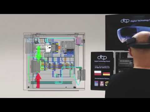 Simple wiring with augmented reality / Einfache Verdrahtung mit ...